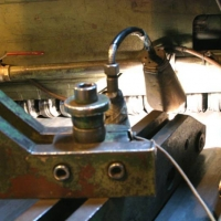 Pipe Forming and Inside Welding Setup of Our SP Mill